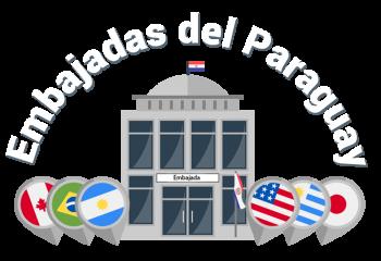 Embajadas del Paraguay